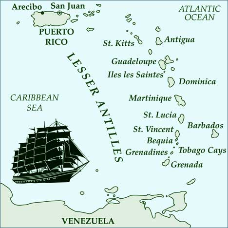 We invite you to join us on this wonderful adventure to the caribbean
