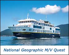 National Geographic M/V Quest