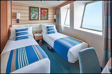 M/V Quest Cabin