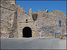 Entrance to Monemvasia