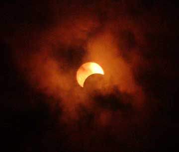 eclipse begining