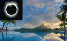 Tahiti Solar Eclipse Expedition